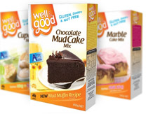 Well and Good Cake Mixes